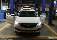 別克GL6怎麼樣?車主說買的是互聯豪華型,目前發現兩個小瑕疵