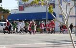 加利福尼亞州洛杉磯的聖誕狂歡