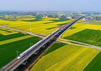 高鐵,你越過蓬安美麗的田野村莊,卻停在了他鄉?