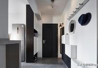 5個月裝修的122平新房,進門就被玄關迷住了,客餐廳設計更漂亮!