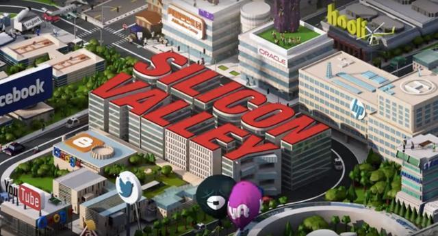 現在的硅谷和以前的硅谷什麼不同?