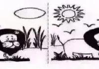心理測試:第一眼發現圖片中哪裡不同?看看你是怎樣的人