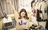 24歲姑娘因愛笑被選為主播,擁有20多萬粉絲月入超十萬,人生贏家