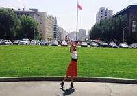 俄羅斯超模瑪麗亞,我在中國真好!