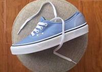 如何辨別VANS鞋的真假