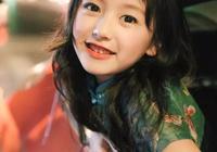 撞臉Angelababy,8歲小仙女顏值完爆楊冪劉亦菲!