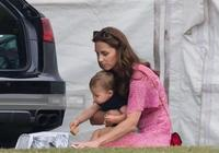 凱特為喬治準備零食,但小王子只想看阿奇,堂兄弟血緣關係就是親
