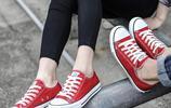 經典回力,經典帆布鞋,代表著80後的回憶的帆布鞋