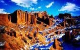 風景圖集:溫宿大峽谷風景美圖