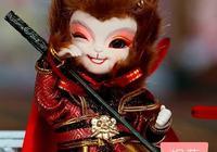 用絲綢做成的中國風娃娃,跨越了千年依然又美又仙