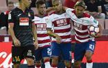 足球——西甲聯賽:西班牙人勝格拉納達
