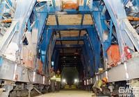 庫爾勒隧道順利開挖