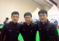 10-3打爆1號種子,丁俊暉好友6-0一波流,田鵬飛強勢晉級第三輪
