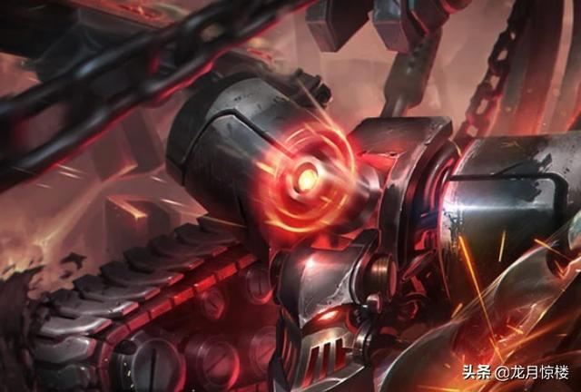 LOL:蠍子——蠍子萊萊,啟動超級自閉形態,蠍子王!