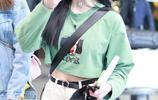 王思聰緋聞女友衣品超厲害 98年周潔瓊才是真正的少女模樣
