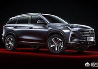如何看待長安汽車的新車cs75plus?