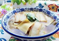 大白菜燉幹豆腐