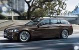 BMW 5系旅行轎車時尚而優雅