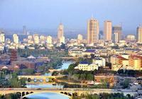 山東濰坊最西邊的縣級市,是全國百強縣,擁有5A級古城景區