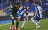 足球——西甲聯賽:西班牙人勝皇家貝蒂斯