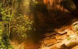 紅石野穀風景,去了才知道什麼是丹霞地貌