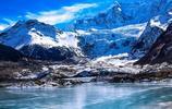 米堆冰川的冰雪奇緣