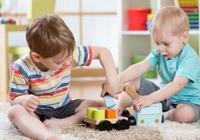 寶寶玩具被搶走了,卻只知道哭,那是因為你沒教會孩子這一點