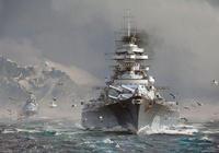 俾斯麥戰列艦和大和戰列艦相比,哪個更厲害?