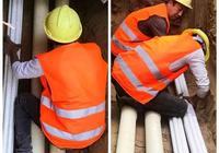 中牟縣中萬路改造最新施工進展,力爭5月底主路面具備通車條件!