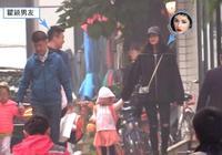瞿穎和男友一起接他女兒放學,但男友竟不是談了十多年的張亞東!