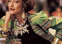 21歲離婚,後成為YSL的靈感繆斯,這個法國女人美了近半個世紀