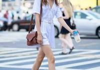 時髦又百變的夏日襯衫裙如何穿出不同花樣來?