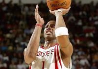 NBA球員單手罰球瞬間:麥迪司機領銜硬漢群,奧胖來搞笑的?