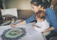 辣媽苦練十幾年從畫渣逆襲,用畫筆記錄下寶寶成長的酸甜苦辣