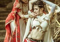 cosplay:劍俠情緣網絡版三 雪河喵姐 紅衣教安雨