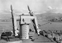 你知道嗎?全球唯一有艦空導彈的戰列艦