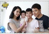 張丹峰用愛贏得了兒子的心