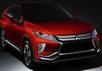 歐藍德銷量翻五倍三菱再發新SUV, 掀背不輸X6, 賣12萬