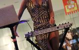 這性感美女電音打碟好厲害,原來她是安徽國際胸模大賽冠軍!