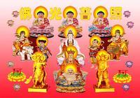 禮拜佛菩薩聖像,見聞其佛像,猶如親臨真身,化解自己的陰氣晦氣