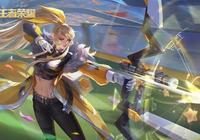 王者榮耀:伽羅攻略分享—後期堪稱無敵的射手同樣需要團隊力量