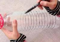 這個小媳婦太能了!只用一個水瓶就把絲巾襪子收納整齊