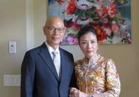 71歲汪明荃出席侄子婚禮,裙褂落落大方