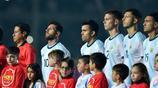 熱身賽阿根廷5:1戰勝尼加拉瓜,本場比賽梅西一人打進兩球