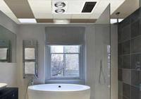 浴霸的燈是多少瓦的?浴霸的燈安裝在哪個位置合適