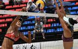 2017年全國沙灘排球大滿貫賽南京站落幕
