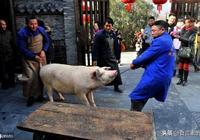 """童年記憶中的農村""""殺豬飯"""",有三道菜是最愛,你最喜歡哪一道"""