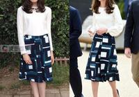 21歲美女4年花了18萬,買凱特王妃同款衣服,還減肥模仿凱特身材
