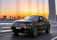 這個大鼻孔不難看,全新一代BMW X6
