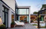 庭院設計:一個有鋼結構廊架的超豪華大宅別墅,這樣的豪華不一般